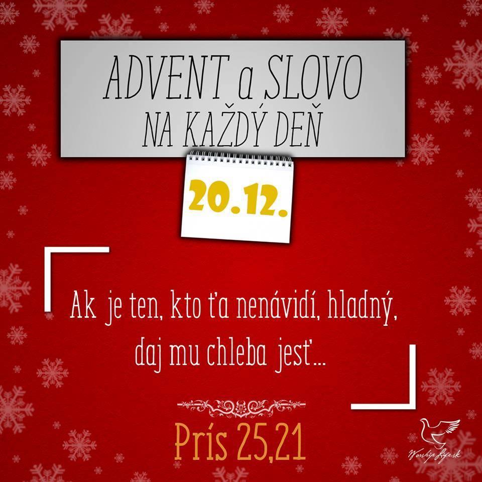 20. december
